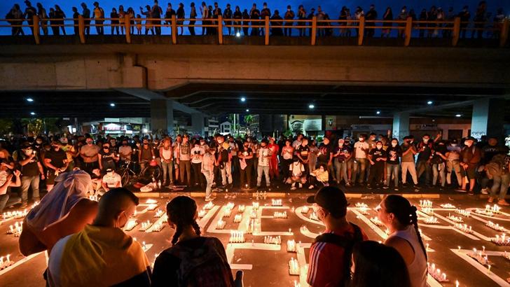 Crisis social, violentas manifestaciones y dura represión policial en Colombia: ¿Cómo se llegó a esto?