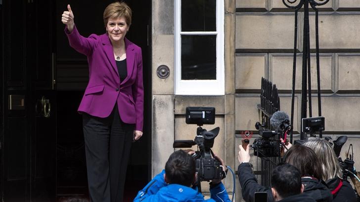 Escocia: Triunfo de Partido Nacionalista reflota idea de referéndum de independencia de Reino unido