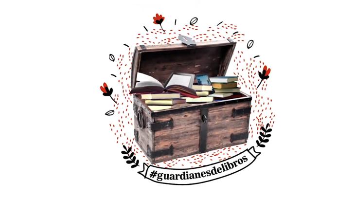 Los ojos de la radio: La Biblioteca Nacional lanzó la campaña «Guardianes de libros»