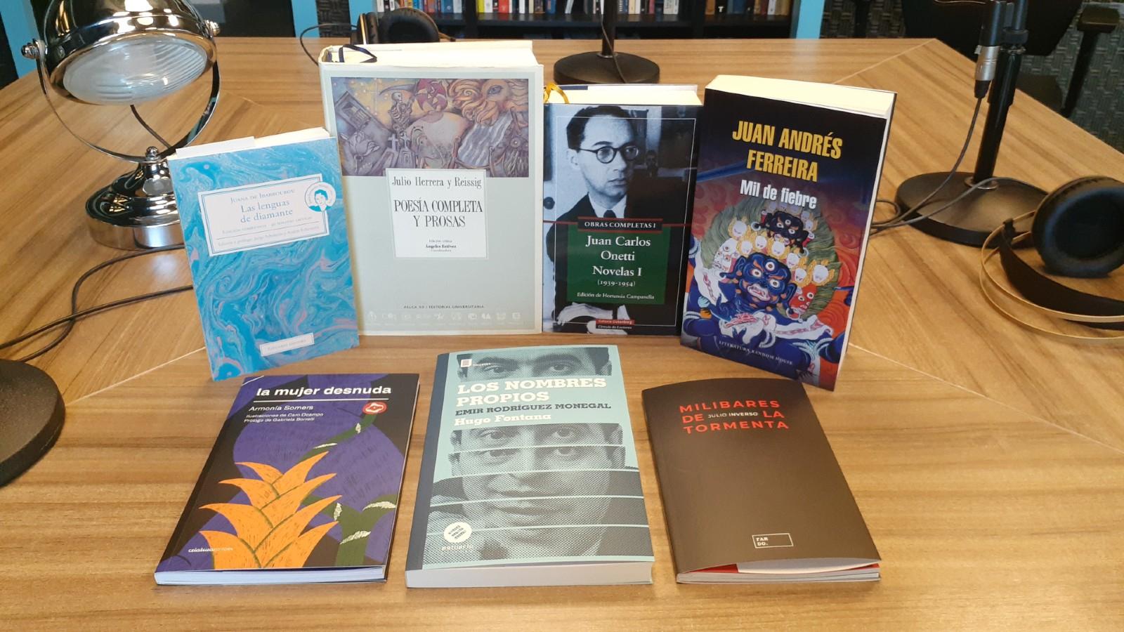 Noche del Libro Uruguayo: Celebramos el Día Nacional del Libro con tres horas de entrevistas y lecturas