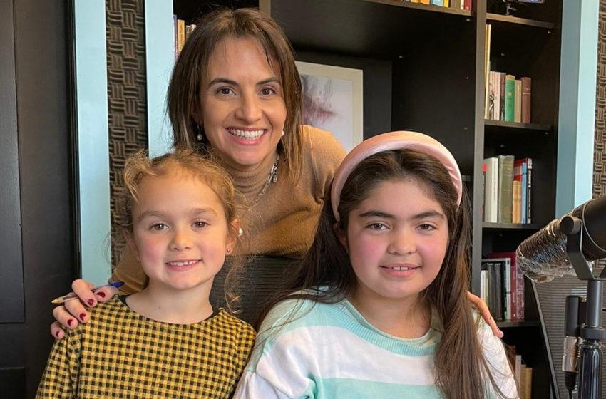 La Sobremesa: Cocina con y para niños, de la mano de Jacinta Luna y dos pequeñas cocineras