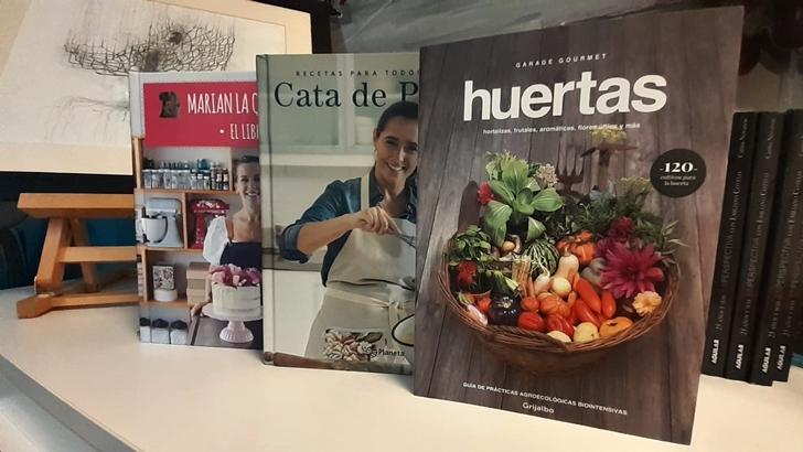 La Sobremesa: Recetas, sugerencias, anécdotas y secretos familiares: ConCata de Palleja, Marian la que cocina y el equipo de Garage Gourmet