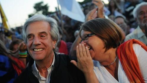 """Mónica Xavier: """"Hay varios personajes políticos que comenzaron de nuevo con la teoría de los dos demonios"""""""
