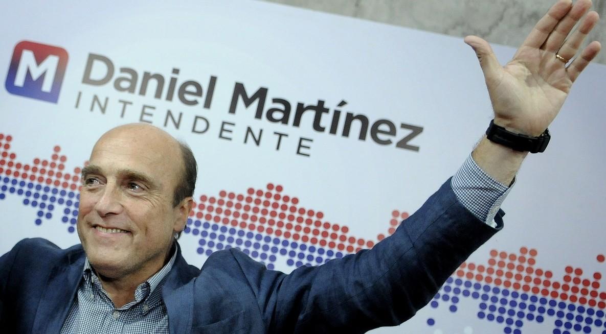Elecciones departamentales: triunfo de Daniel Martínez