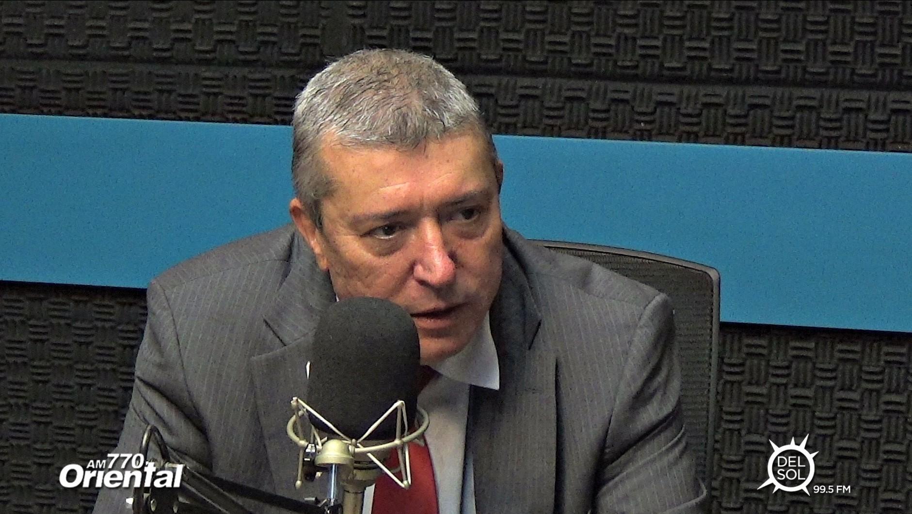 "Juan Salgado, presidente de Cutcsa: ""Yo soy vazquista, como fui magurnista en la Española"""