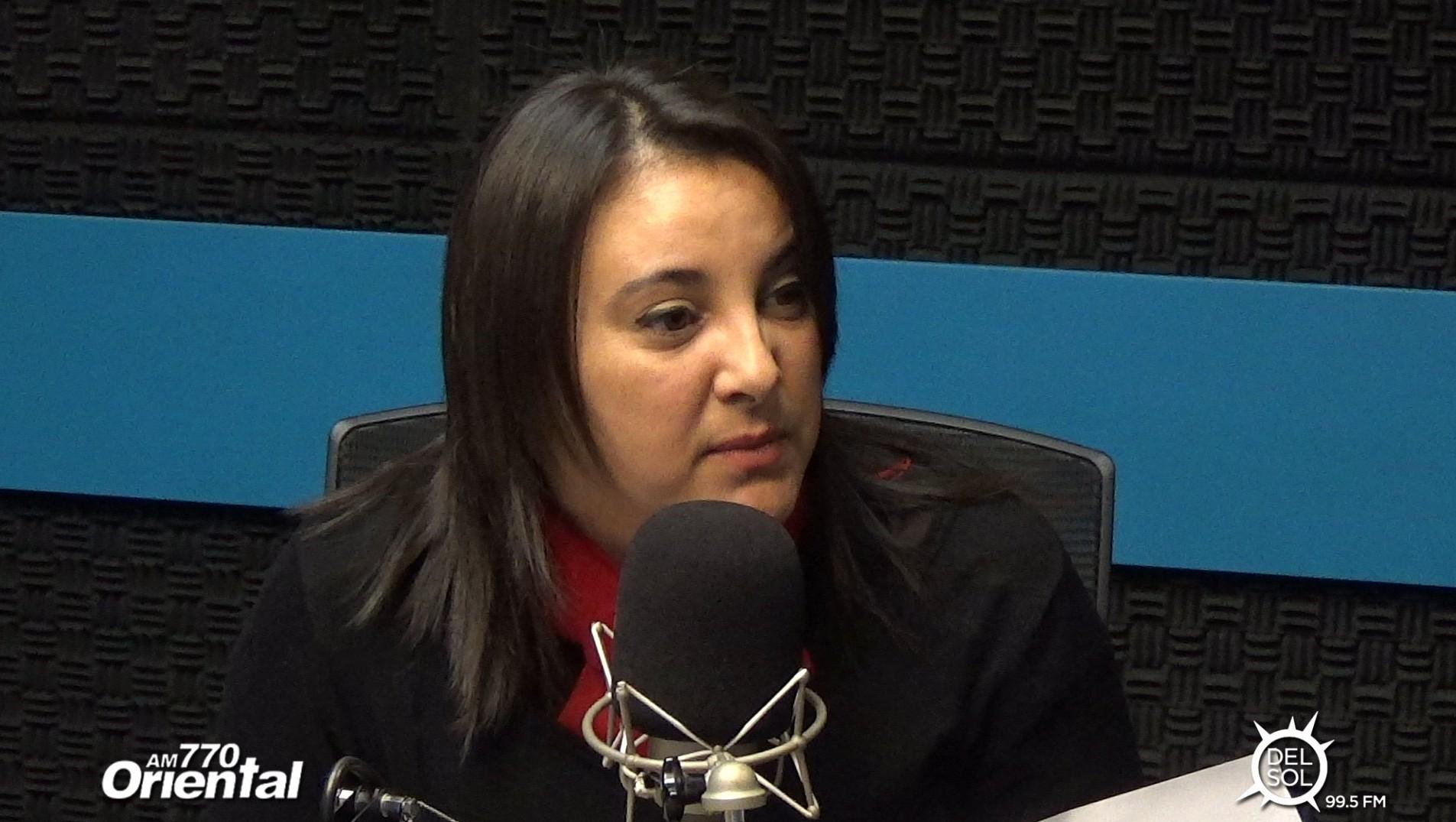 """Diputada Cecilia Eguiluz (PC): Si Lima no sabía del déficit de la Intendencia de Salto """"es porque no habló con sus ediles"""""""