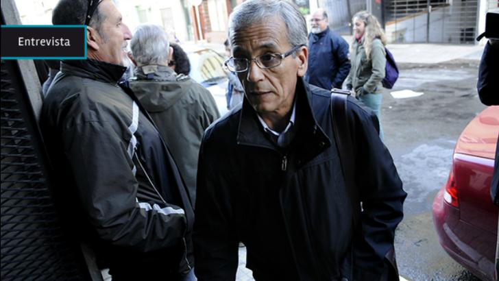 """Juan Castillo: """"Si la esencialidad en la educación se mantenía yo no renunciaba, directamente me iba"""""""