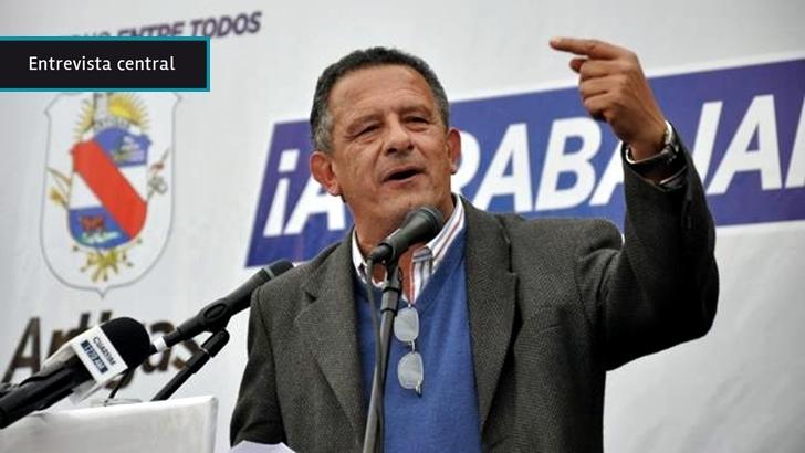 """Pablo Caram (intendente de Artigas): """"El contrabando se combate solamente con precios"""""""