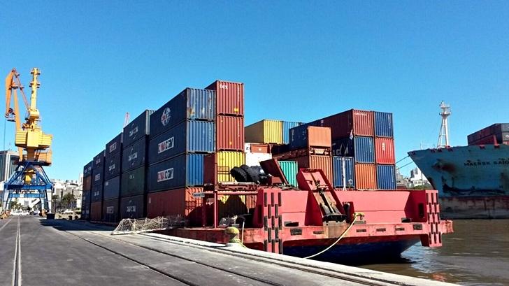 Exportaciones de bienes en el comienzo de 2021 son «altas incluso en comparación histórica»