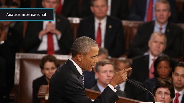 EEUU: Barack Obama se muestra firme en la lucha antiterrorista en su último discurso del Estado de la Unión