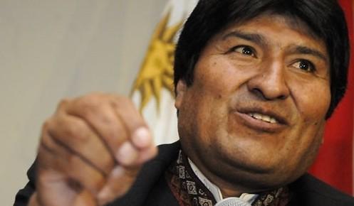 Evo Morales descartó participar del nuevo gobierno de Bolivia