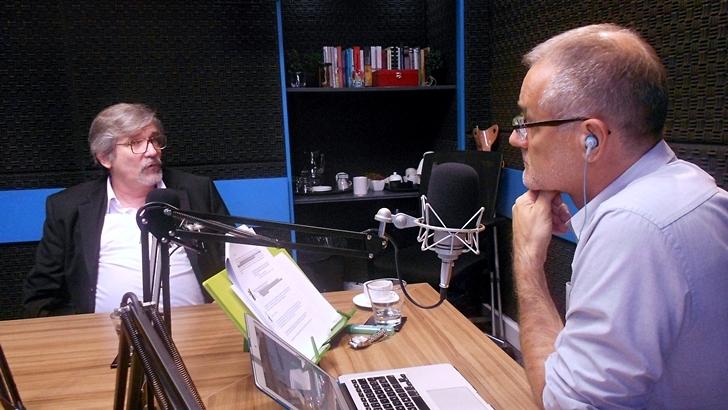 Entrevista central, lunes 1º de febrero: Guillermo Popelka