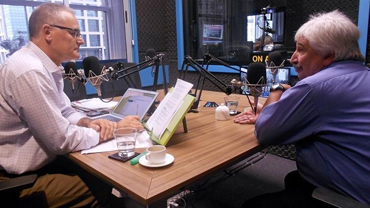 Entrevista central, lunes 8 de agosto: Juan Gómez