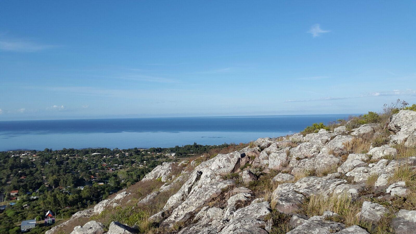 Cerro de los Burros: Paseo con mar, campo y sierra