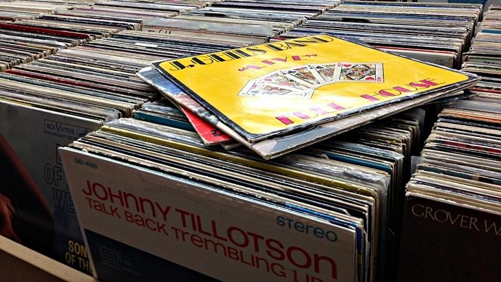 Urquiza esq. Abbey RoadDe discos y disquerías