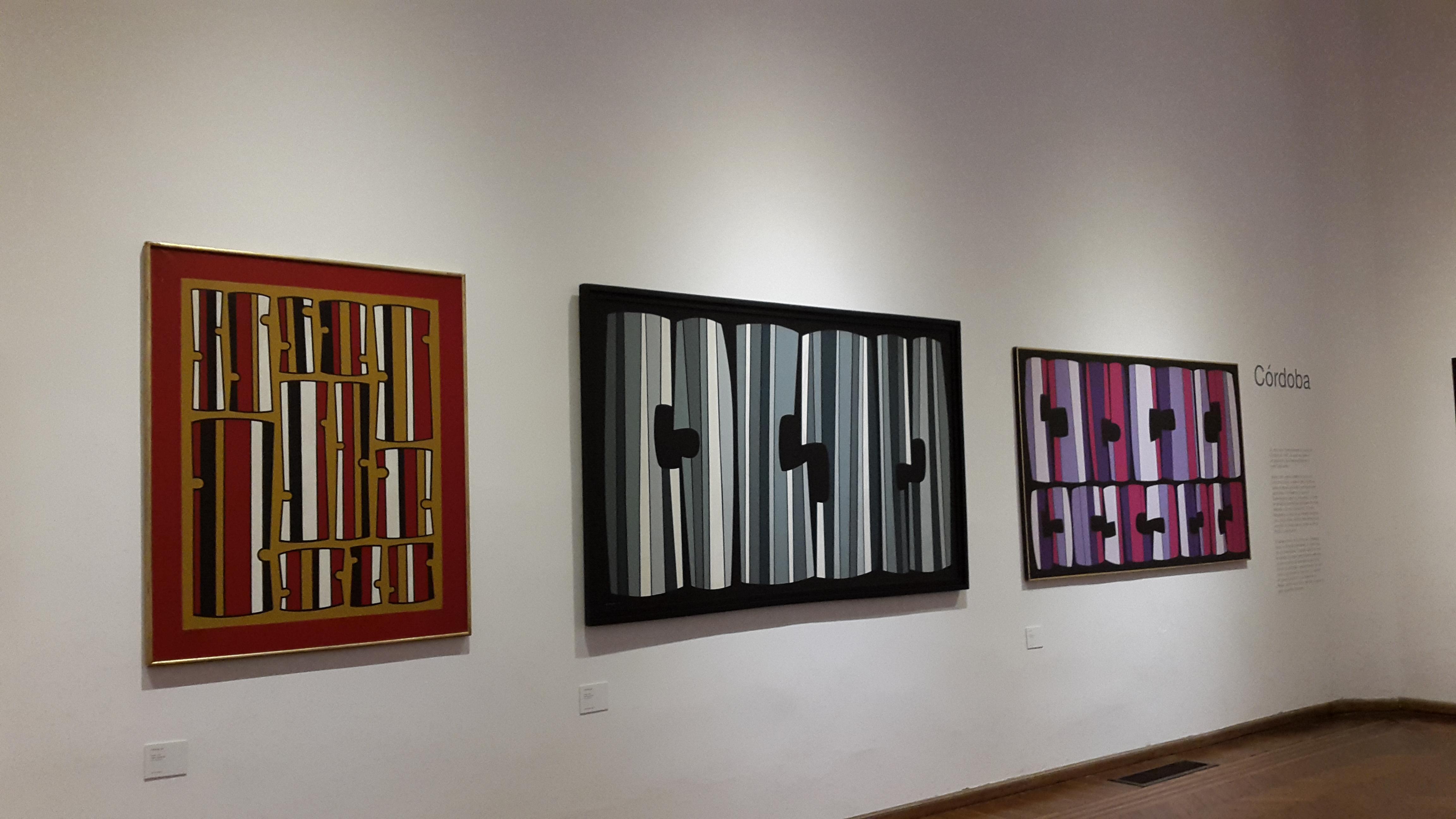 Artes plásticasForma y color, muestra en homenaje a María Freire