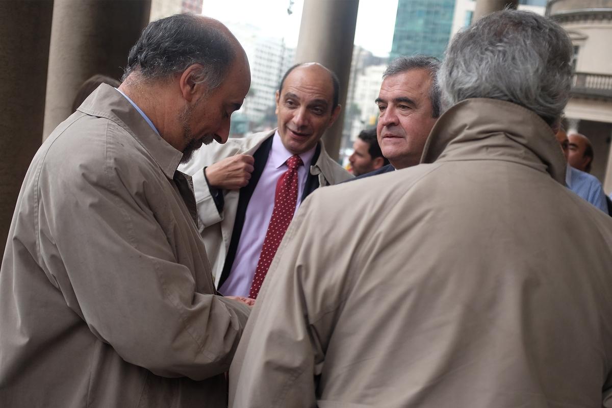 Ancap: Oposición presentó denuncias en la Justicia de Crimen Organizado