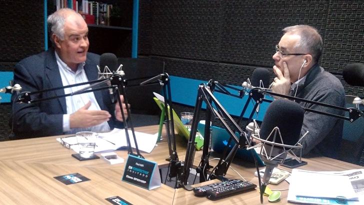 Entrevista central, jueves 23 de junio: Gustavo Penadés