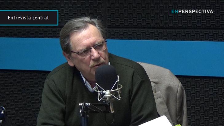 Ignacio Otegui (Cámara de la Construcción): «Si no aprendimos de la huelga del 93 quiere decir que no aprendimos nada y merecemos pasar por lo mismo»