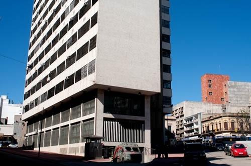 ©Ricardo Antunez / URUGUAY / MONTEVIDEO .Banco Central del Uruguay, BCU. Montevideo, 31/03/2011..©Ricardo Antunez / adhoc fotos.