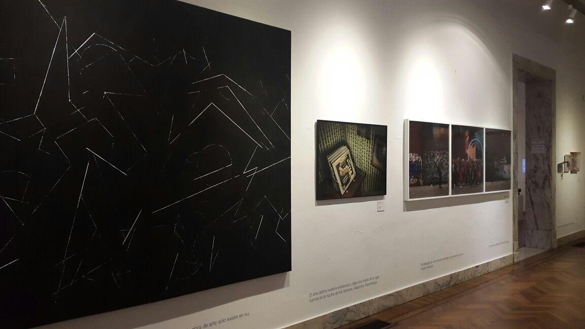 Artistas «ocupan» el Museo Blanes