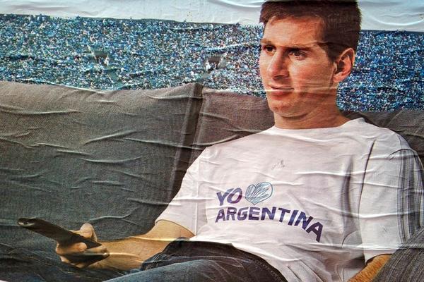 Sociólogo Pablo Alabarces«A diferencia de Maradona, Messi no es un símbolo peronista»