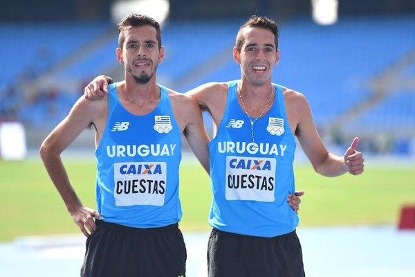 Río 2016Maratón: Andrés Zamora y hermanos Cuestas cerrarán participación de Uruguay con la mira puesta en el próximo mundial