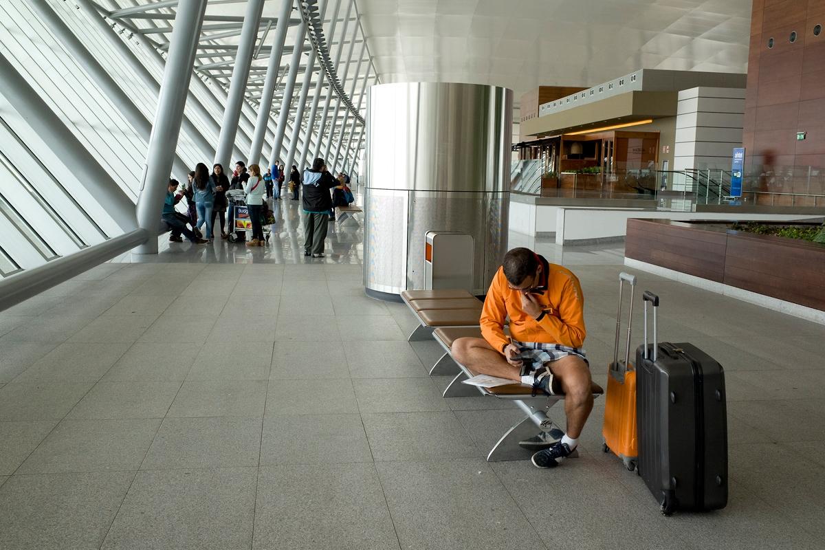 Aeropuerto de CarrascoTrámite de Migraciones se reduce con nueva tecnología biométrica