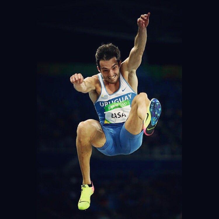 Emiliano Lasa logró un puesto histórico para el atletismo uruguayo en Río 2016