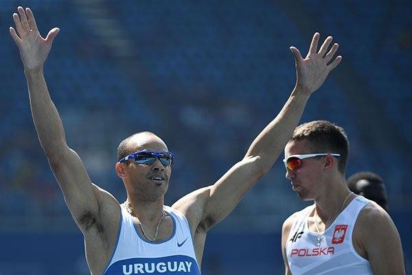 Río 2016El atletismo sigue dando buenas noticias de la mano de Andrés Silva