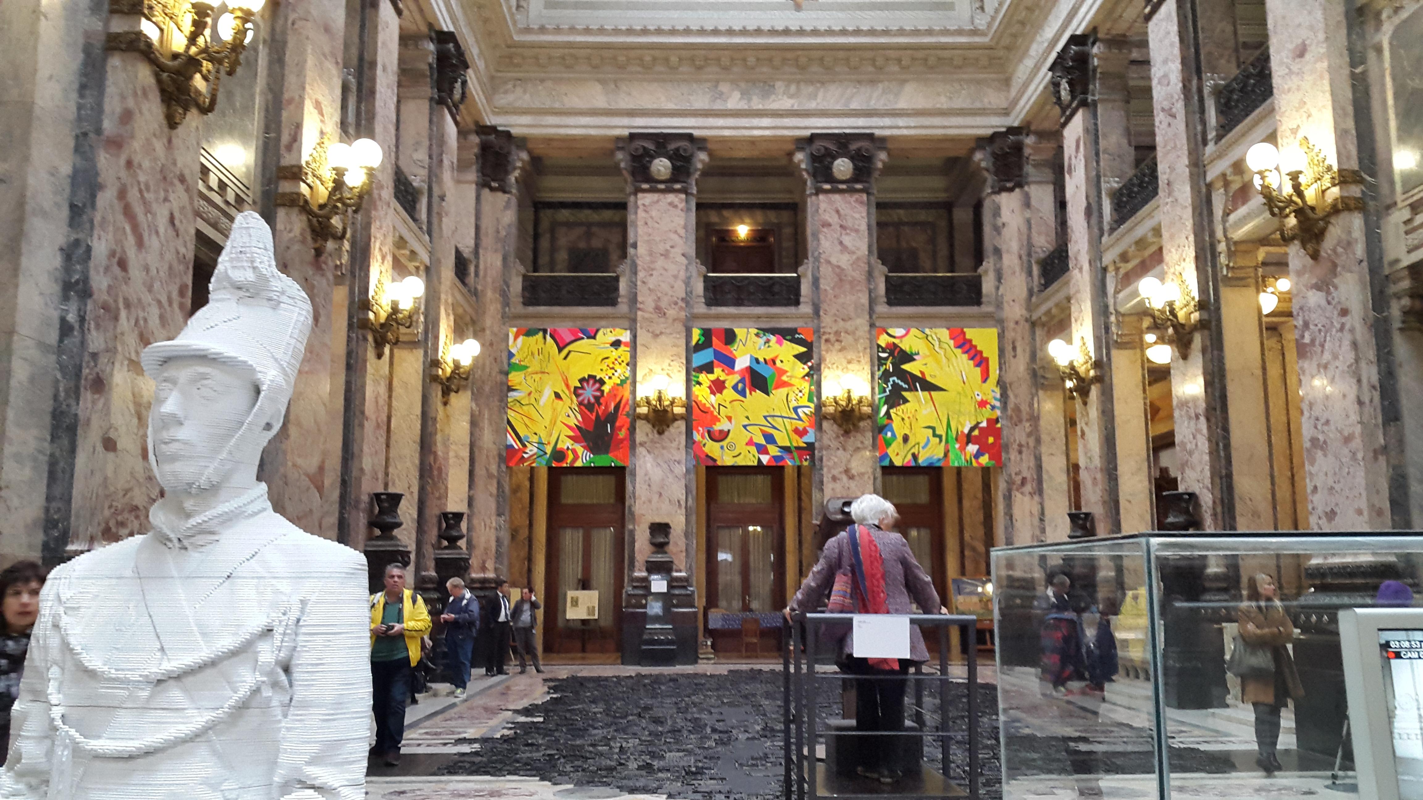 Invitación para verTercera Bienal de Arte de Montevideo