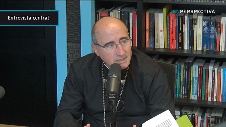 """Arquidiócesis de Montevideo lanzó campaña para recuperar la «espiritualidad"""" de la Navidad, que se transformó en una fiesta de """"consumo y derroche"""", dice cardenal Daniel Sturla"""
