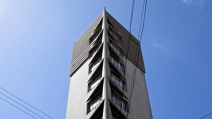 Reparan fachada de edificio patrimonial en Ciudad Vieja