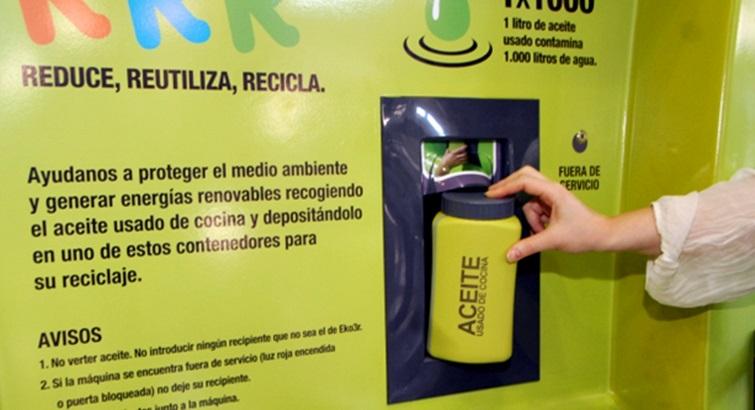 Nueva app ecológica: Dónde Reciclo