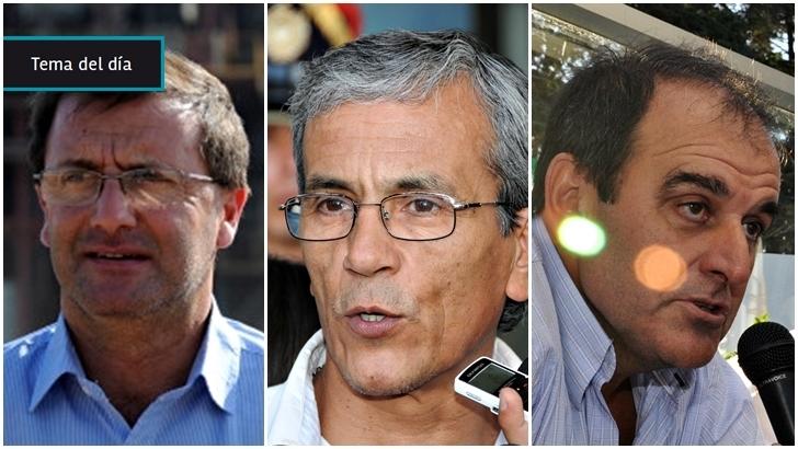 Dictamen del Tribunal de Conducta Política: Entrevistas a Leonardo De León (Lista 711), Juan Castillo (PCU) y Oscar de los Santos (AP)