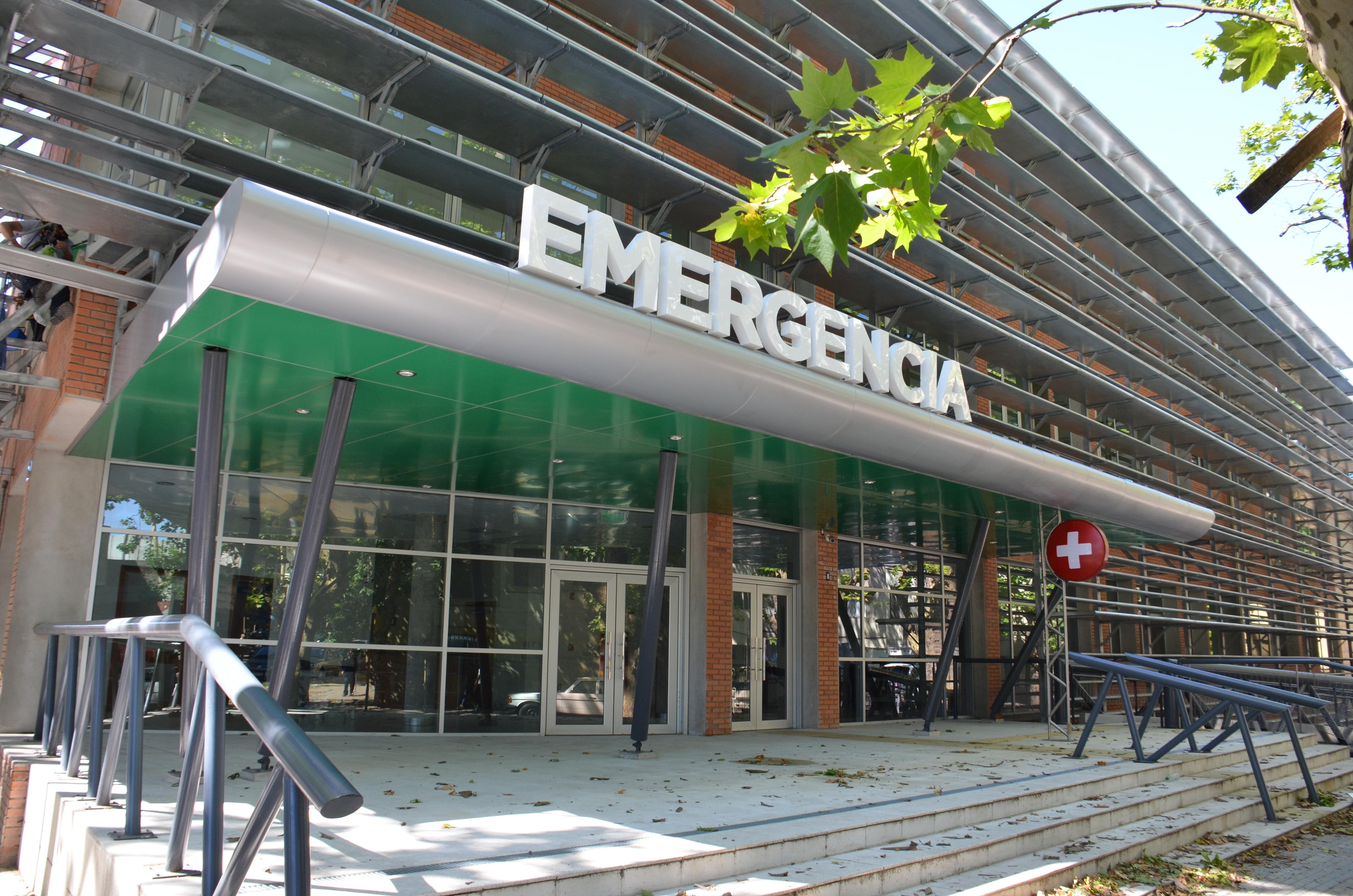 Hospital Pasteur inaugura nueva emergencia y bloques quirúrgicos