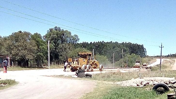 Transporte de carga genera inconvenientes en vecinos de Paso de la Cruz