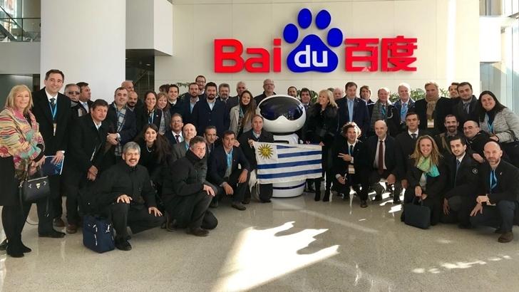Una delegación de más de 45 personas visitó China para promover la cooperación y las inversiones en TIC
