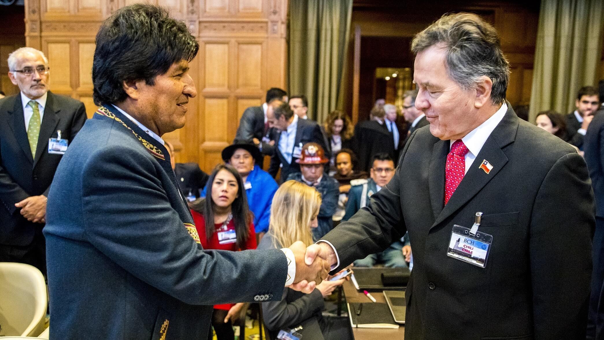 Chile y Bolivia se enfrentan por salida al mar: llega última fase en Corte de La Haya