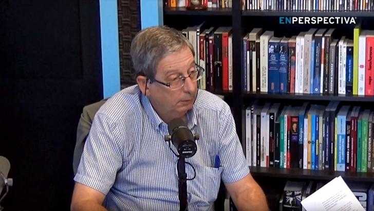 Eduardo Rubio respondió a críticas de Gustavo Leal