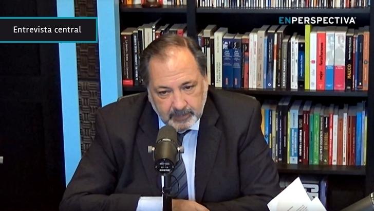 Jorge Gandini sobre una posible «grieta» al estilo argentino: «Los que tenemos más años» en política debemos «hacer algo para que no pase en Uruguay lo que pasa en otros países»