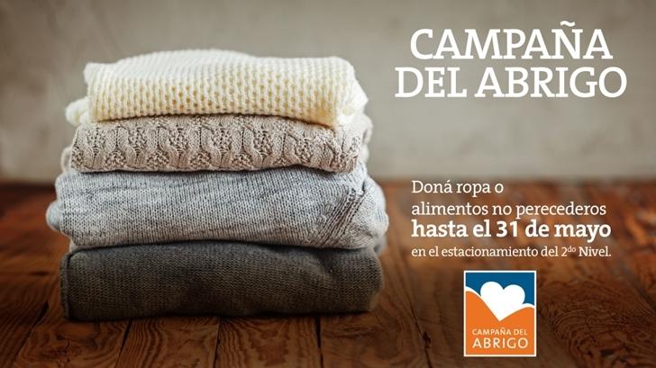 Campaña del Abrigo: Solidaridad para que nadie pase frío