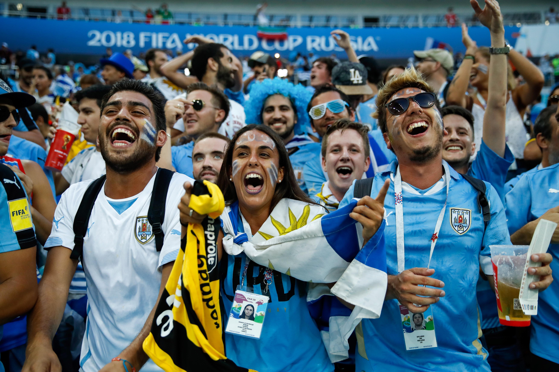 Uruguay a cuartos: Cómo lo vivimos