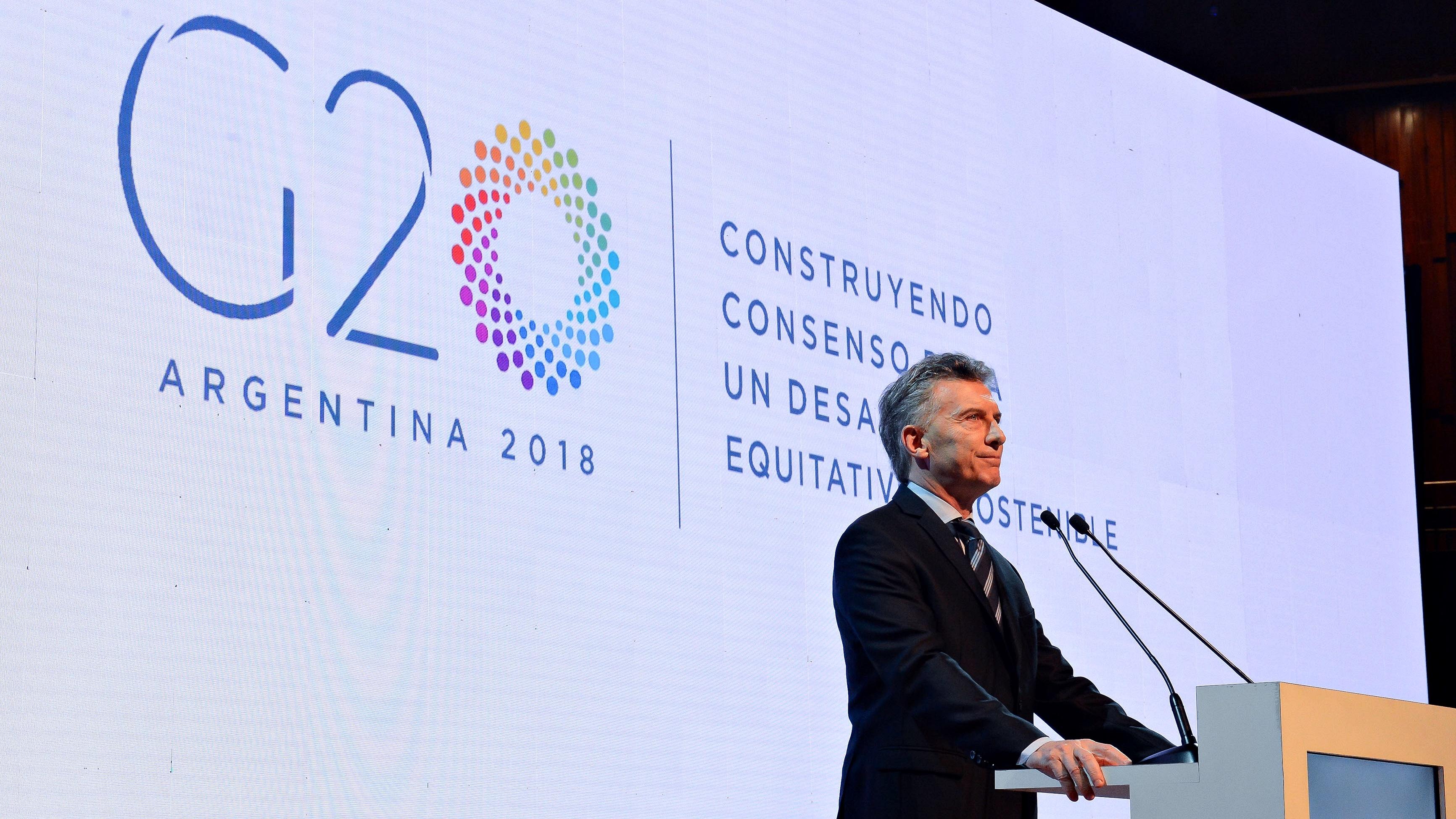 Guerra comercial China-EEUU dominó la cumbre de ministros de Economía del G20