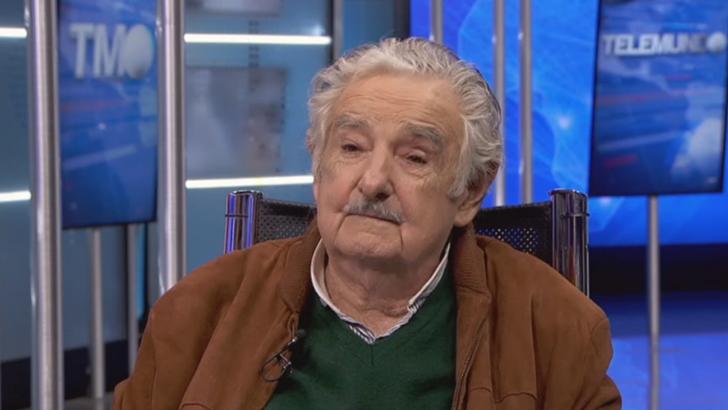 """José Mujica: """"No quiero ser candidato. Tengo 83 años. Pertenezco al pasado"""""""