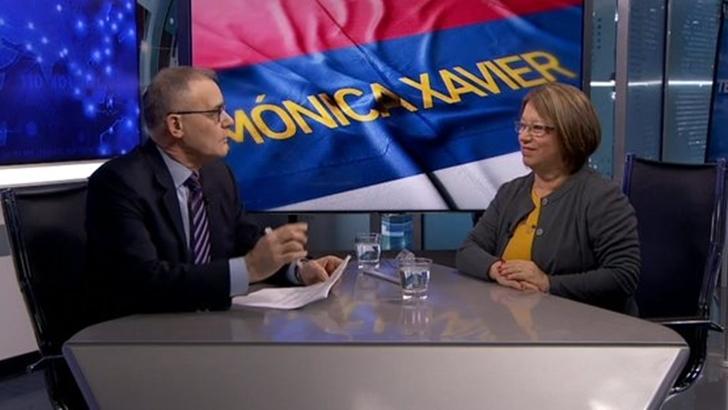 Mónica Xavier: «El Frente Amplio tiene que lograr que sus candidatos muestren que el partido es plural»