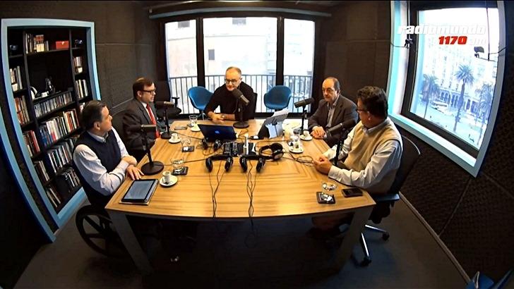 Pedro Bordaberry asume al frente del Comité de Regularización de la AUF
