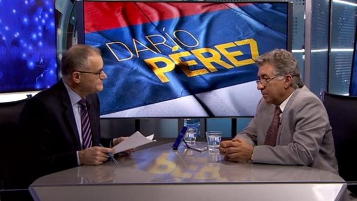 """Darío Pérez: """"Yo quiero seguir peleando desde dentro del Frente Amplio, salvo que me echen"""""""