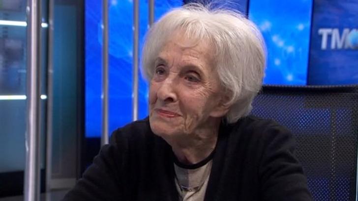 """Ida Vitale: """"No te proponés salvar el mundo; simplemente vienen las ganas de escribir y escribís"""""""