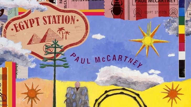 Eduardo Rivero reseña Egypt Station, el último disco de Paul McCartney
